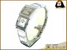 FENDI【フェンディ】 腕時計 ステンレススチール/サファイアガラス レディース