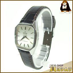 OMEGA【オメガ】 腕時計 ステンレス レディース