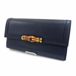 GUCCI【グッチ】 長財布(小銭入れあり) カーフ レディース