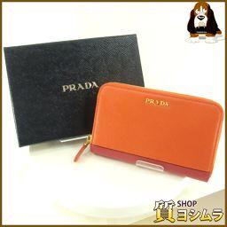 PRADA【プラダ】 1M1157 長財布(小銭入れあり)  レディース