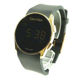 CALVIN KLEIN【カルバンクライン】 K5B236 腕時計 ステンレススチール/ラバー メンズ