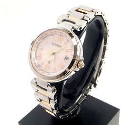 CITIZEN【シチズン】 EC1034-59W ハッピーフライト 腕時計 ステンレススチール/サファイアガラス レディース