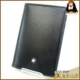 MONTBLANC【モンブラン】 14108 カードケース レザー メンズ