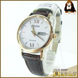 CITIZEN【シチズン】 EW3252-07A 腕時計 カーフ/ステンレススチール レディース